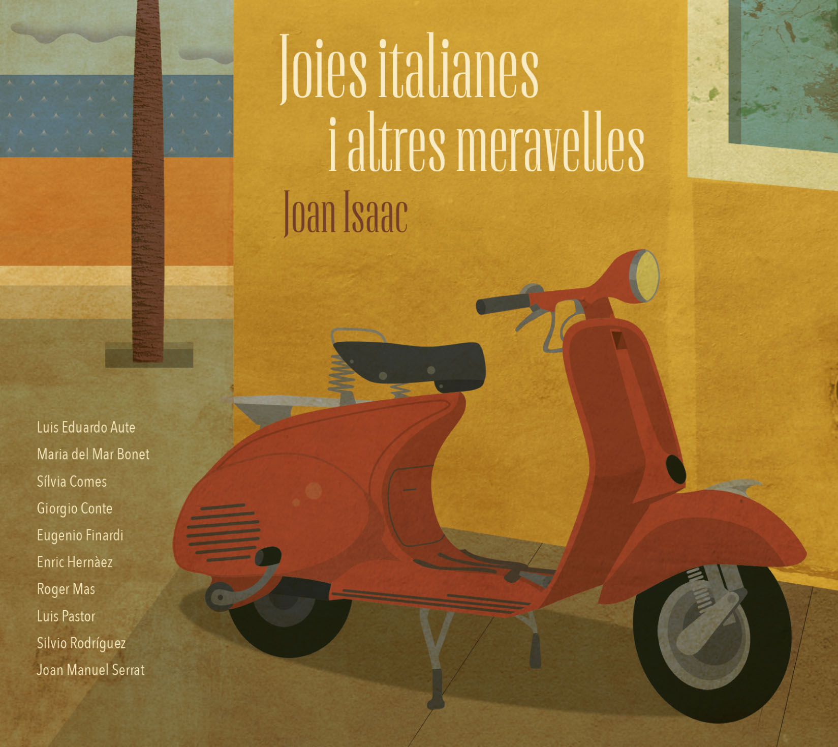 Joan Isaac. Joies italianes